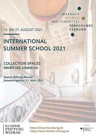 International Summer School 2021