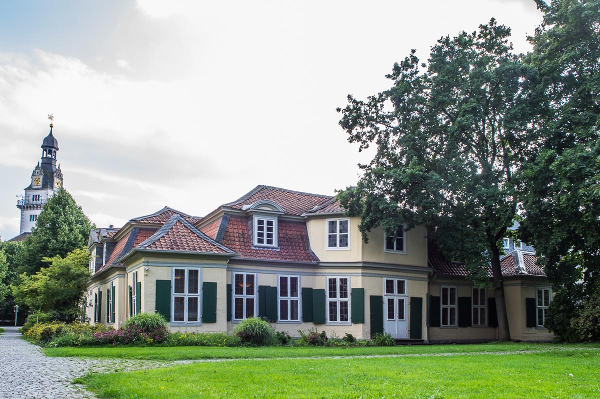 Lessinghaus der Herzog August Bibliothek
