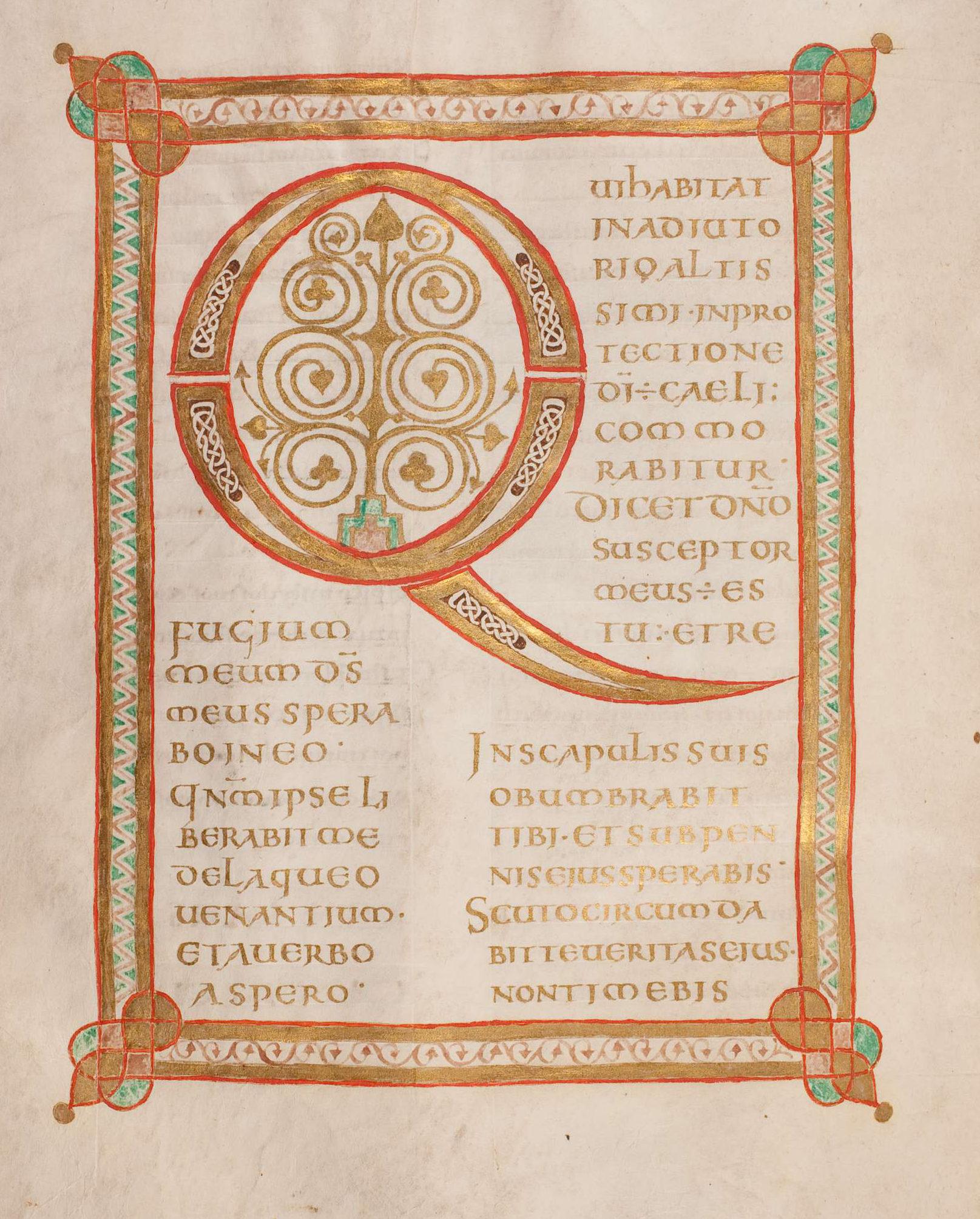 Katalogisierung der illuminierten Handschriften der Herzog August Bibliothek