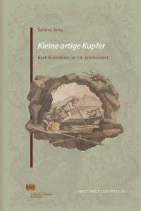 Kleine artige Kupfer - Buchillustrationen im 18. Jahrhundert