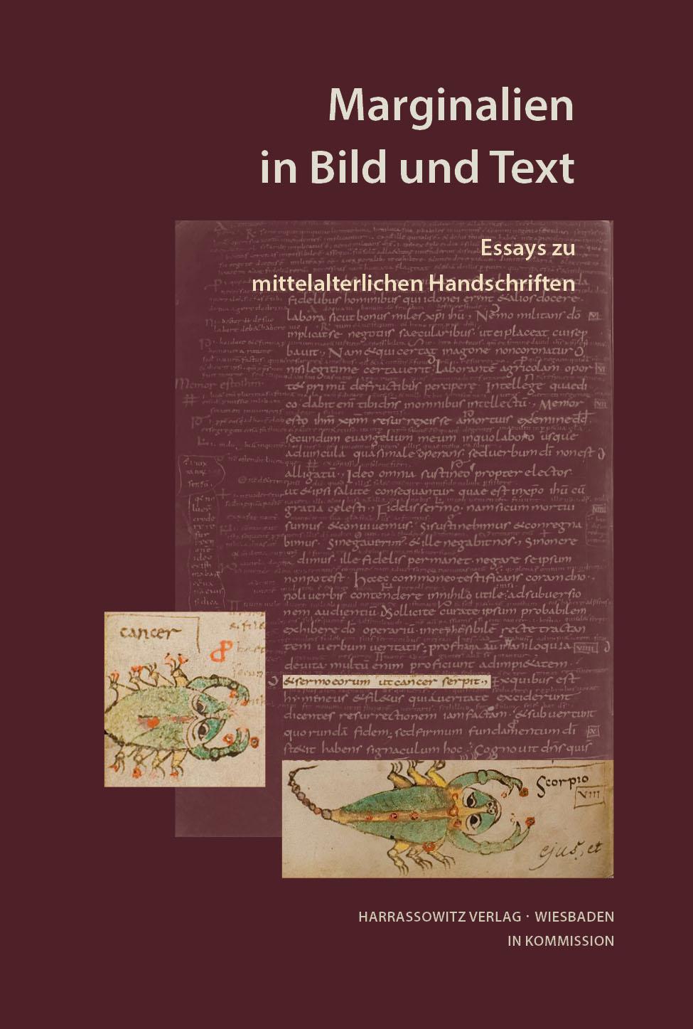 Marginalien in Bild und Text - Essays zu mittelalterlichen Handschriften
