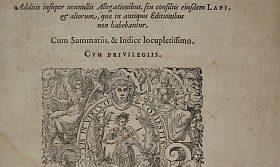 Katalogisierung der Ius-Commune-Bibliothek der UB Osnabrück