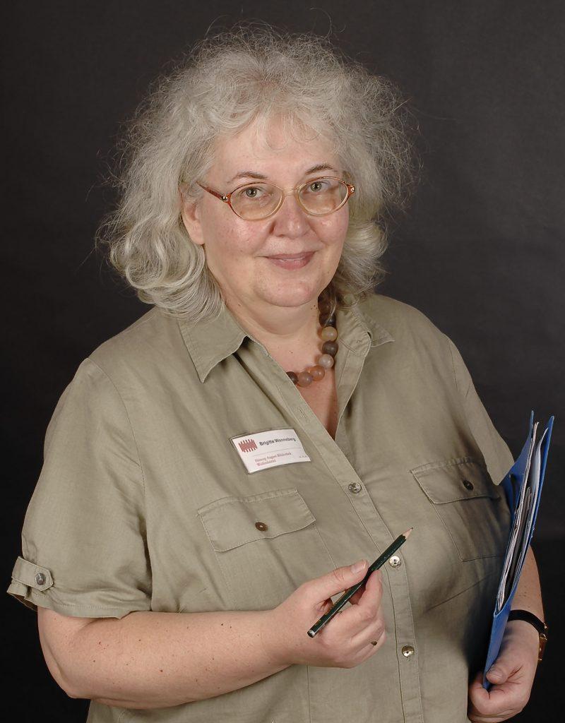 HAB Personen Brigitte Wonneberg