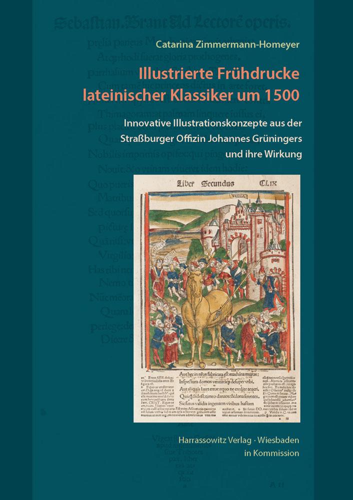 Illustrierte Frühdrucke lateinischer Klassiker um 1500