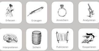 Digitale Methoden der Sammlungsforschung (Digital Humanities)