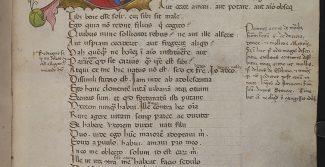 Katalogisierung der lateinischen mittelalterlichen Handschriften der SUB Göttingen