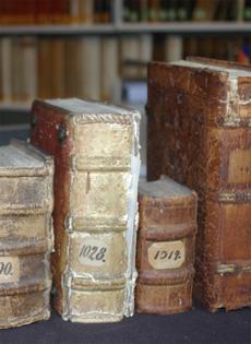 Rekonstruktion und Erforschung niedersächsischer Klosterbibliotheken des späten Mittelalters