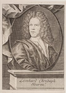 Leonhard Christoph Sturm (1669–1719